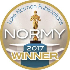 Normy winner logo