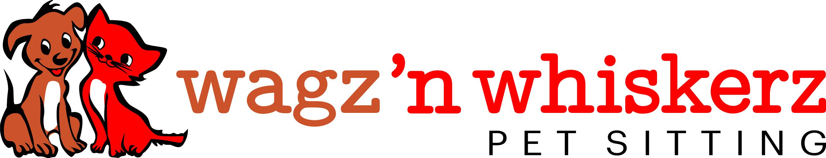 Wagz n Whiskerz Logo